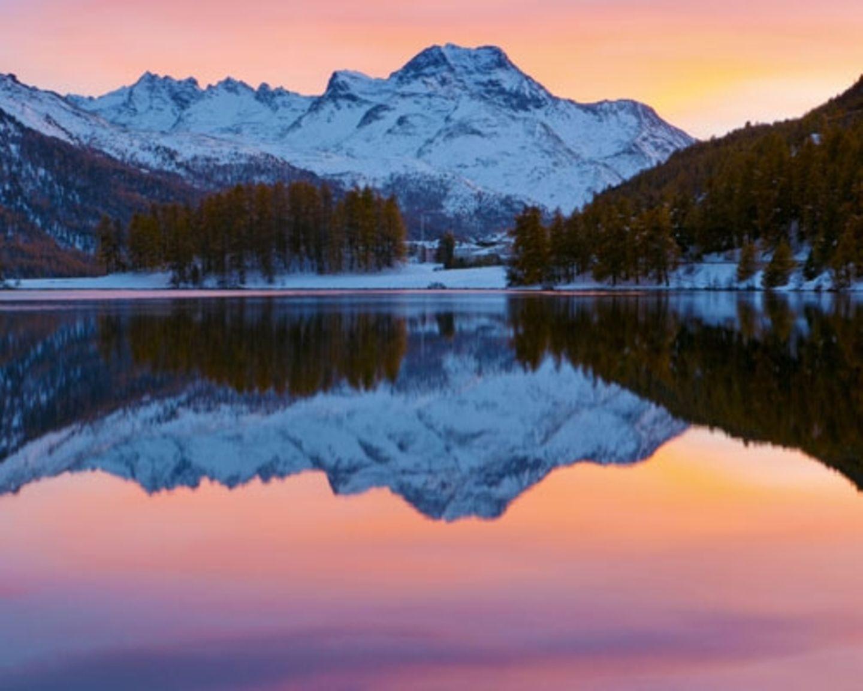 Graubünden: Das Oberengadin