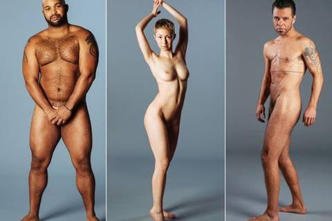 Diese Aktfotos zeigen, wie schön alle Körperformen sind