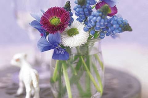 Blumen-Deko: Ideen für den Frühling