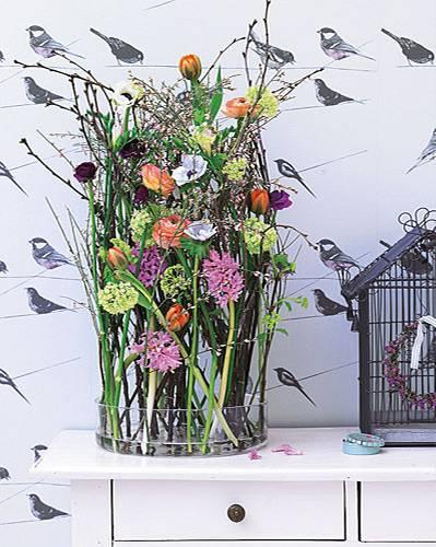 Dekorieren Blumen Deko Ideen Fur Den Fruhling Brigitte De