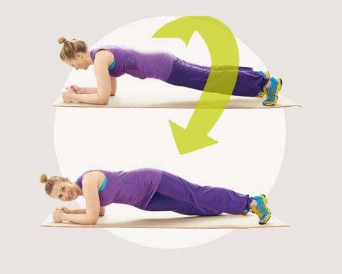 Workout: Effektive Bauch-Übungen für Zuhause | BRIGITTE.de on