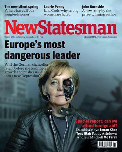 Angela Merkel New Statesman