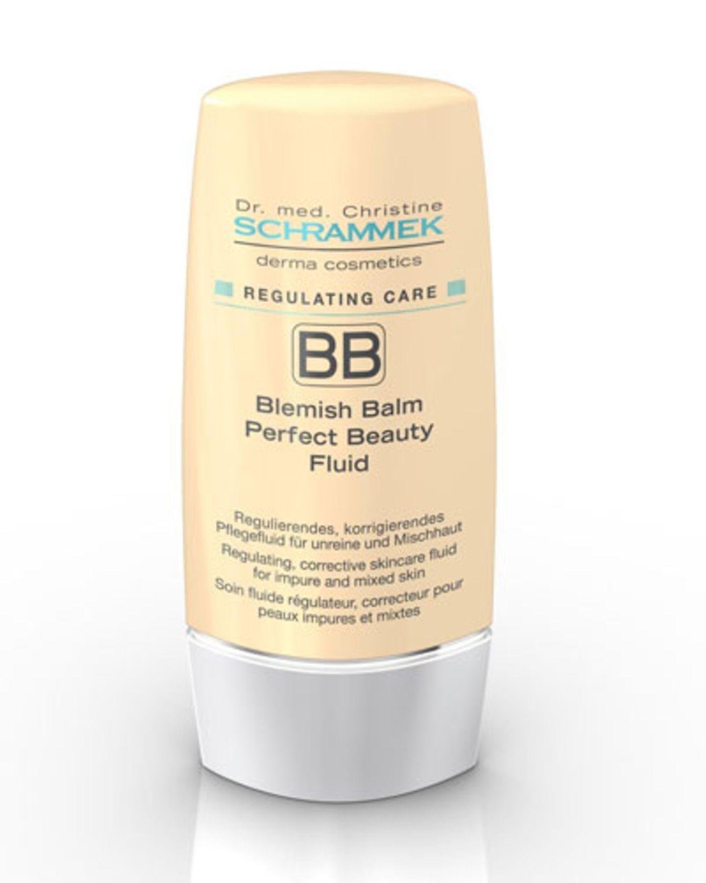 Dr. Schrammek, Blemish Balm Perfect Beauty Fluid Lisa van Houtem, Beauty-Redakteurin: