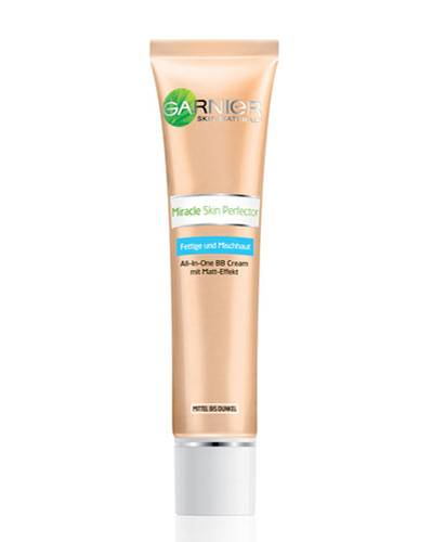 Garnier, Miracle Skin Perfector BB Cream mit Matt-Effekt Lisa van Houtem, Beauty-Redakteurin: