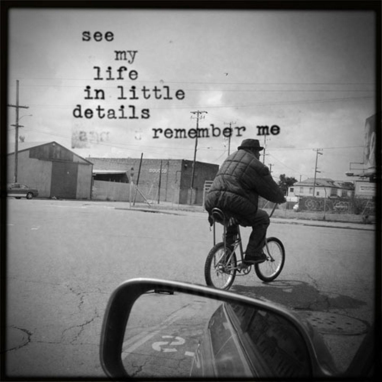 """Remember Me"" von Richard Koci Hernandez"