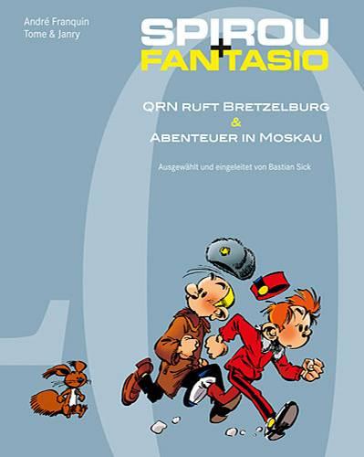 Spirou + Fantasio