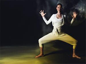 Der Mondgruß: Yoga für den Abend
