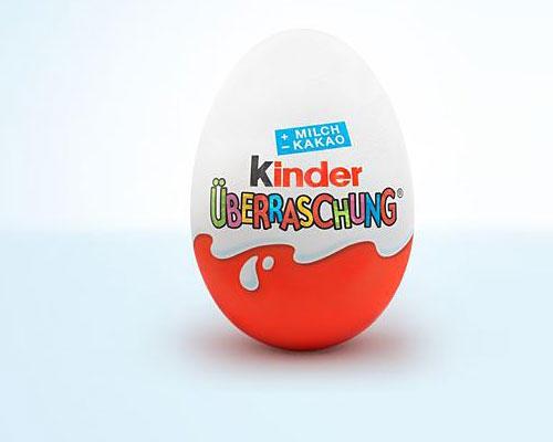 Überraschungsei - oder Terror-Ei?