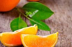 Orange - der Immunbooster