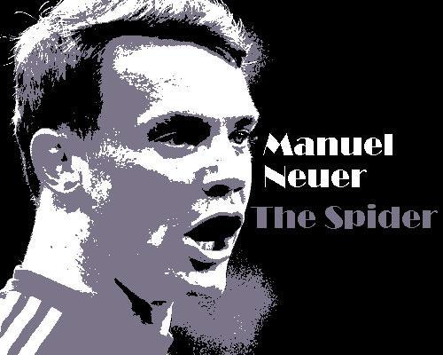 Manuel Neuer: The Spider