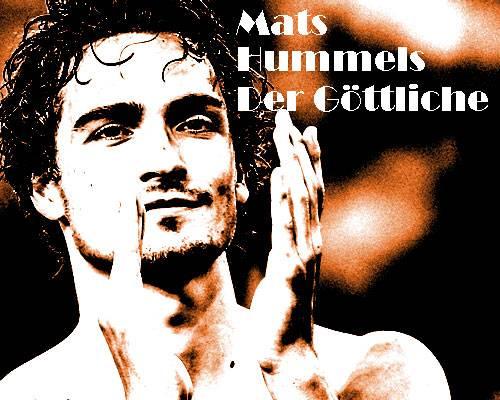 Mats Hummels: Der Göttliche