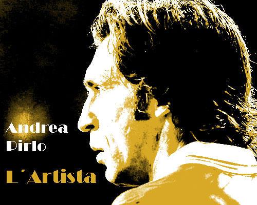 Andrea Pirlo: L'Artista