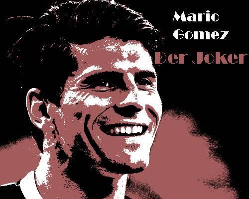 Mario Gomez: Der Joker