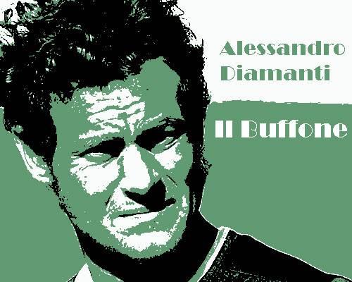 Alessandro Diamanti: Il Buffone