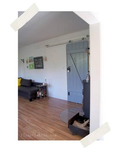 diy idee schiebet r bauen von der kellert r zur. Black Bedroom Furniture Sets. Home Design Ideas