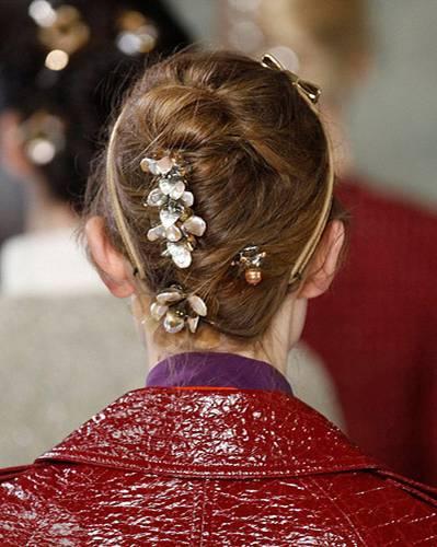 Frisur-Ideen: Die schönsten Hochsteckfrisuren