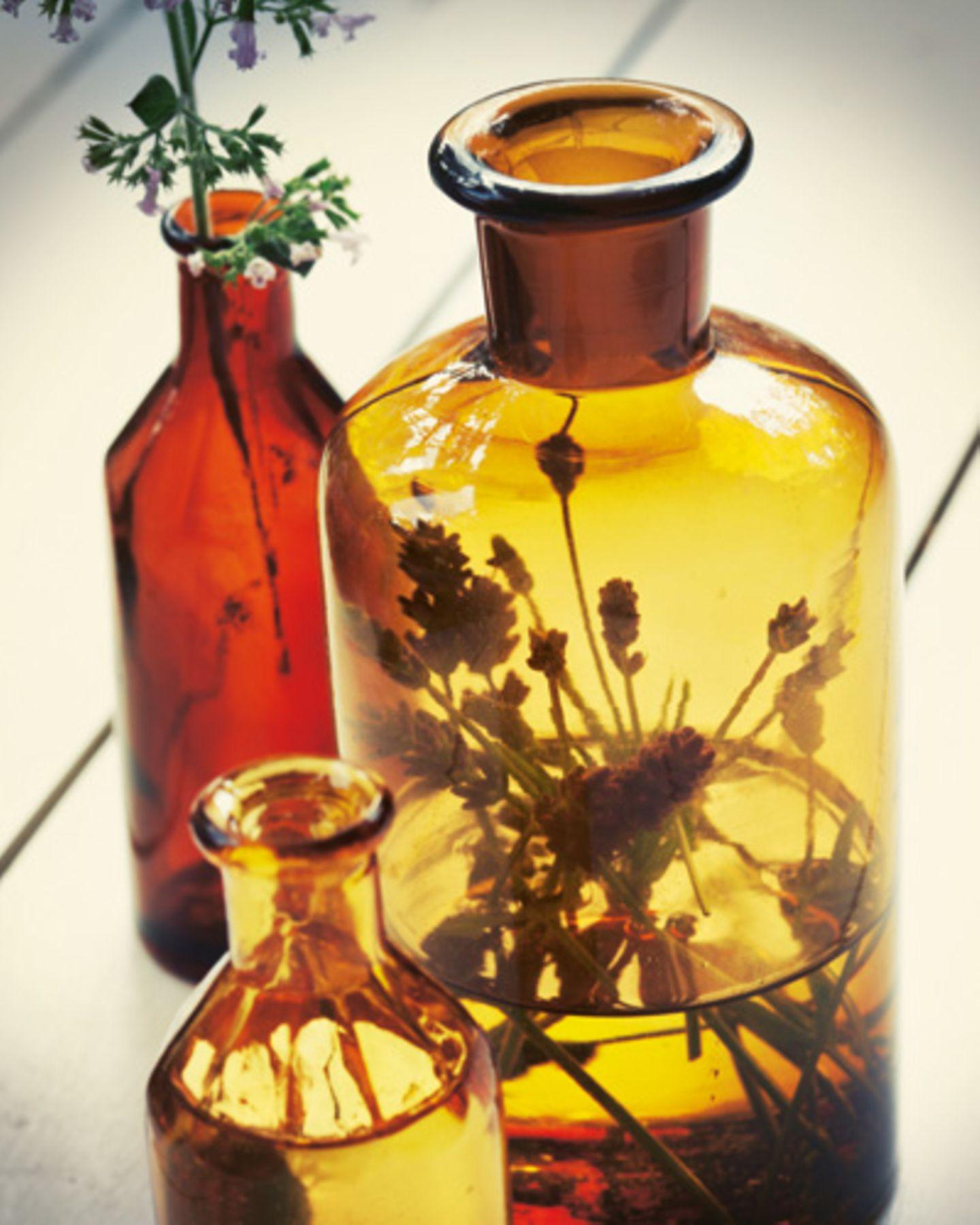 Blütenöle herstellen: Die Basics