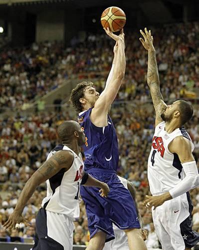 Basketball - holen die Amis wieder den Titel?