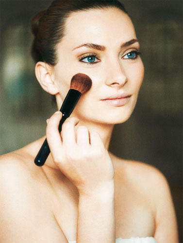 """Tages-Make-up """"Pur"""": Step 5"""