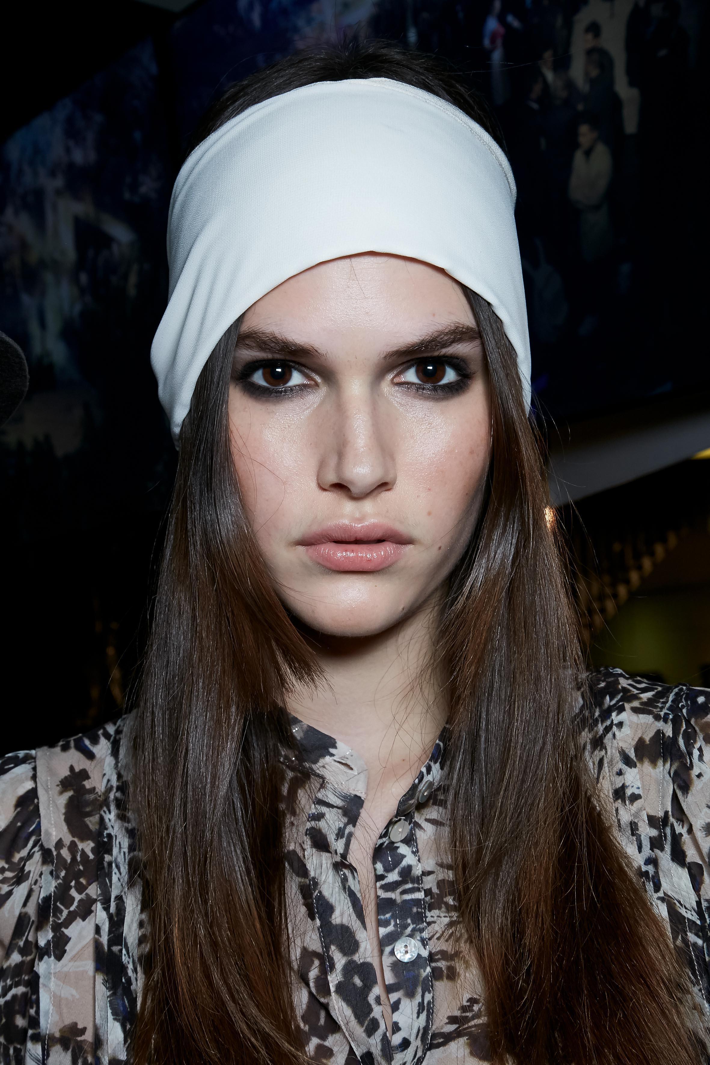 Herbst-Make-up-Trend: Smokey Eyes bei H&M Studios