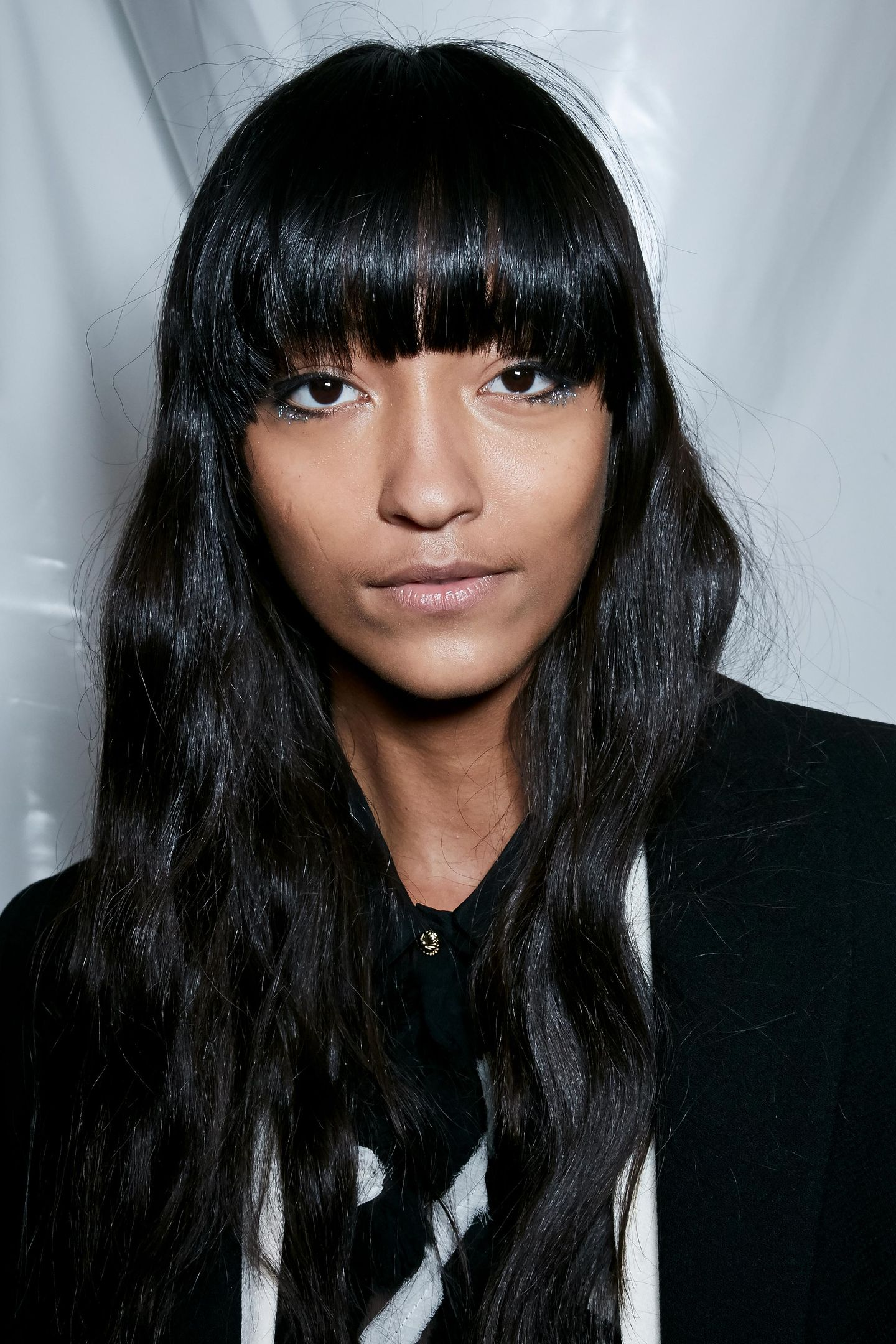 Herbst-Make-up-Trend: Nude Look bei Fausto Puglisi