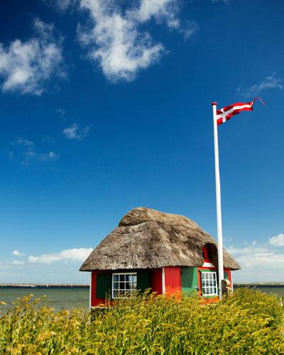 Insel Ærø, Dänemark