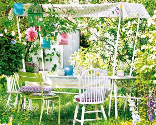 gartendeko herbst selber machen – bankroute, Garten und bauen