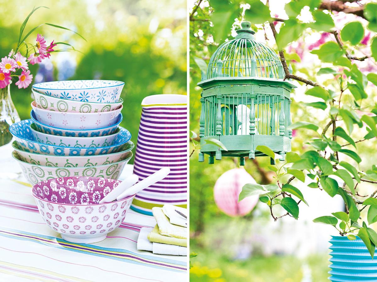 Gartendeko selber machen: Schönes für draußen