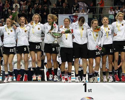 Hockey-Mannschaft der Damen