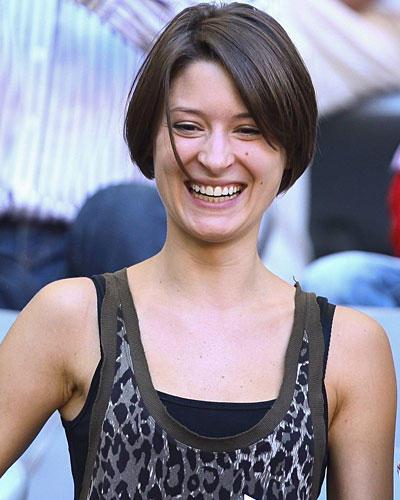 Spieler und ihre Frauen: Kathrin Gilch