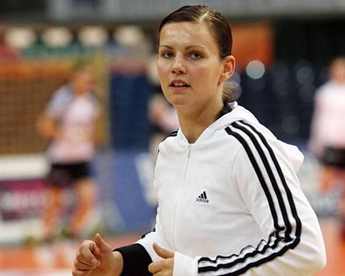 Spieler und ihre Frauen: Ulrike Stange