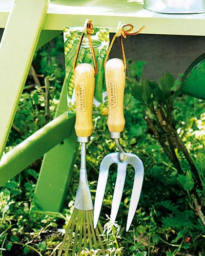 Gartengabeln