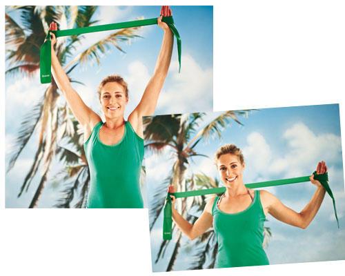 Übung 5: Das Nackenschwert - ein letztes Mal die Schulter