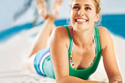 Übungen für Schultern, Arme und Rücken
