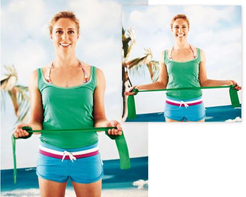 Übung 4: Das offene Buch - Brust raus, Schultern zurück