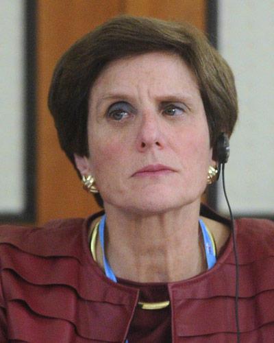 Irene Rosenfeld, Vorstandsvorsitzende und Geschäftsführerin von Kraft Foods: 19,3 Millionen Dollar (2011)