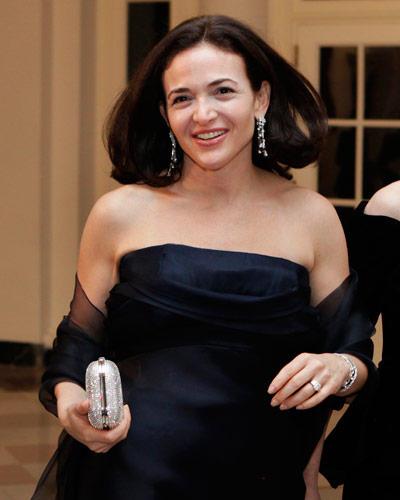 Sheryl Sandberg, Geschäftsführerin von Facebook: 30 Millionen Dollar (2011)