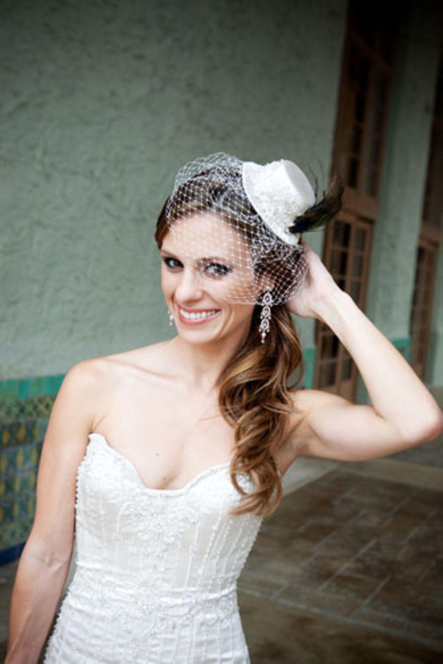 Elegante Hochzeit: Melissa Pastrana & James Bier