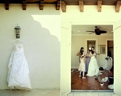 Heiraten in Florida: Loni White & Lehins Aragon