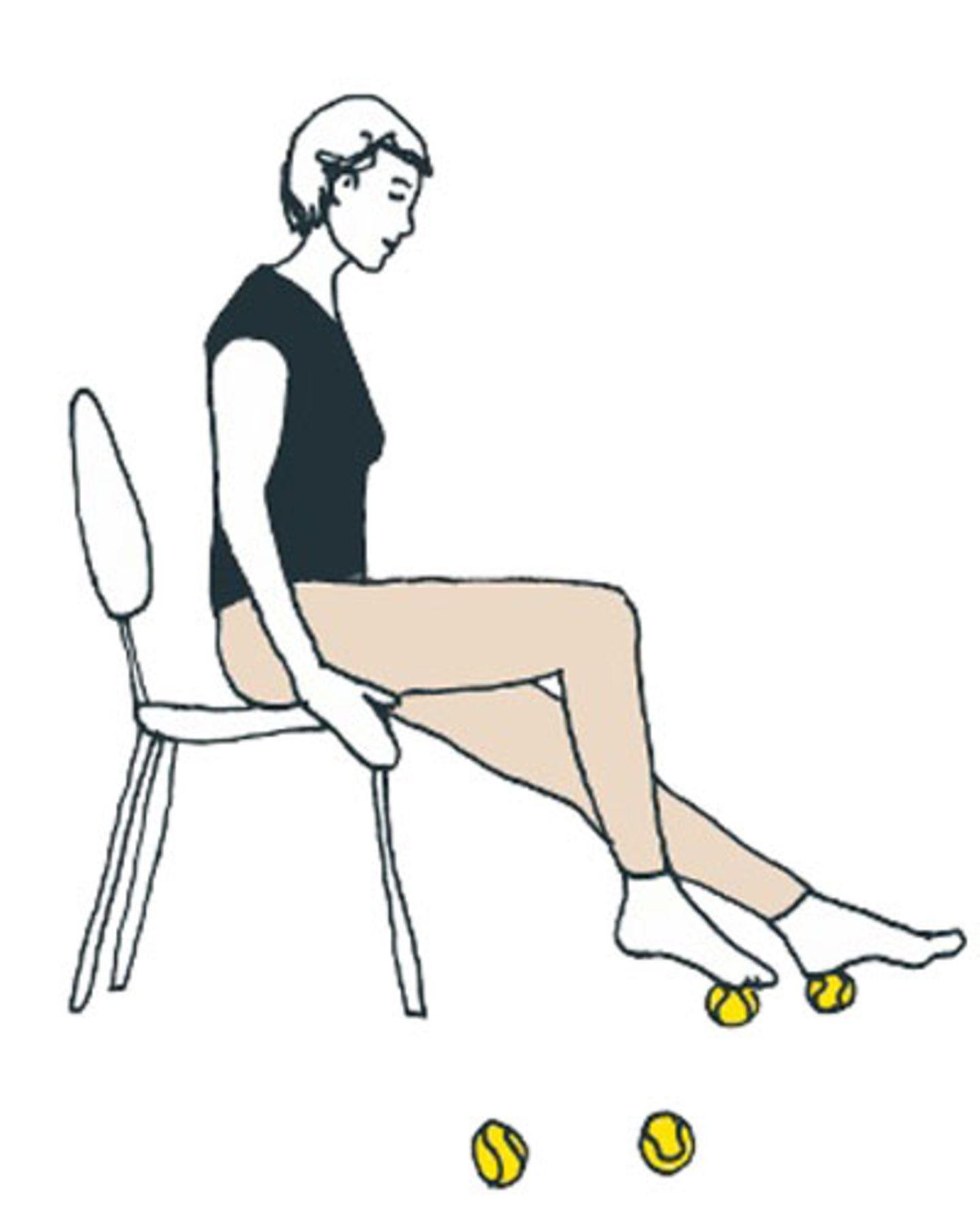 Die besten Übungen gegen Schmerzen im Knie
