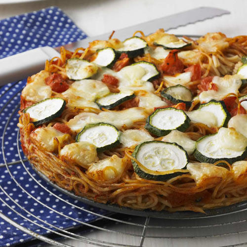 Spaghettipizza