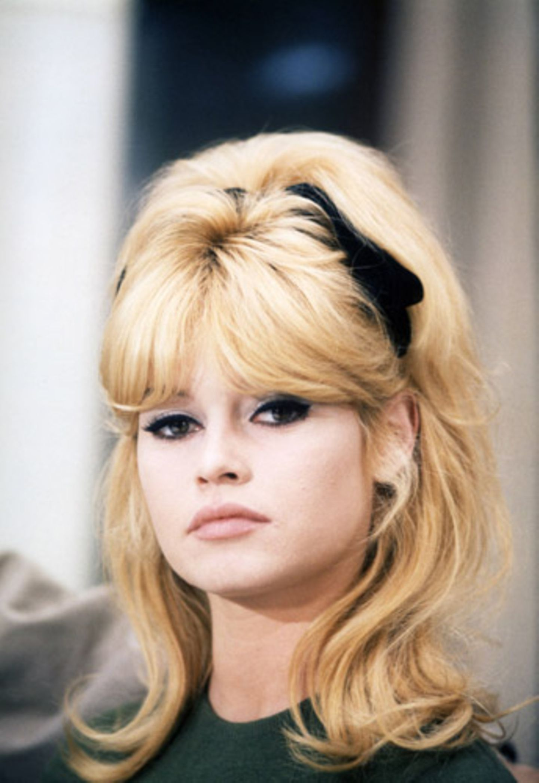 Der perfekte Lidstrich: Brigitte Bardot