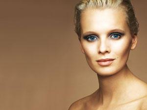 Make-up für abends