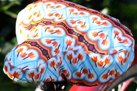 Fahrradsattelbezug: Den mach' ich mir selbst