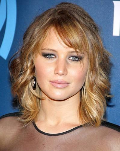 Der neue Long Bob: Jennifer Lawrence