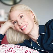 Im Bad Mit Schauspielerin Jeanette Hain Brigitte De