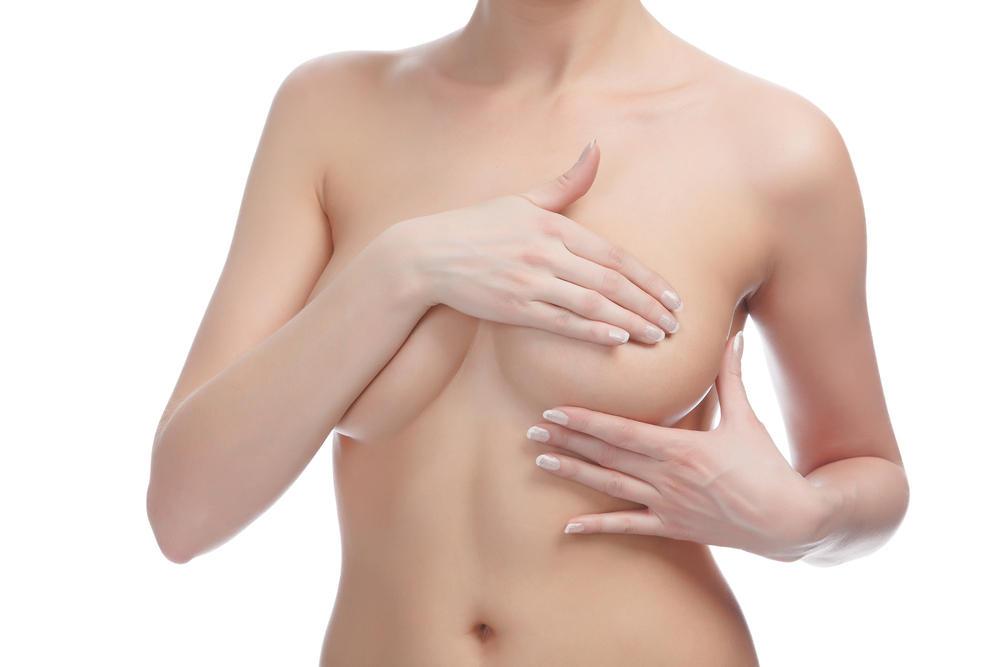 Brust abtasten - eine Anleitung