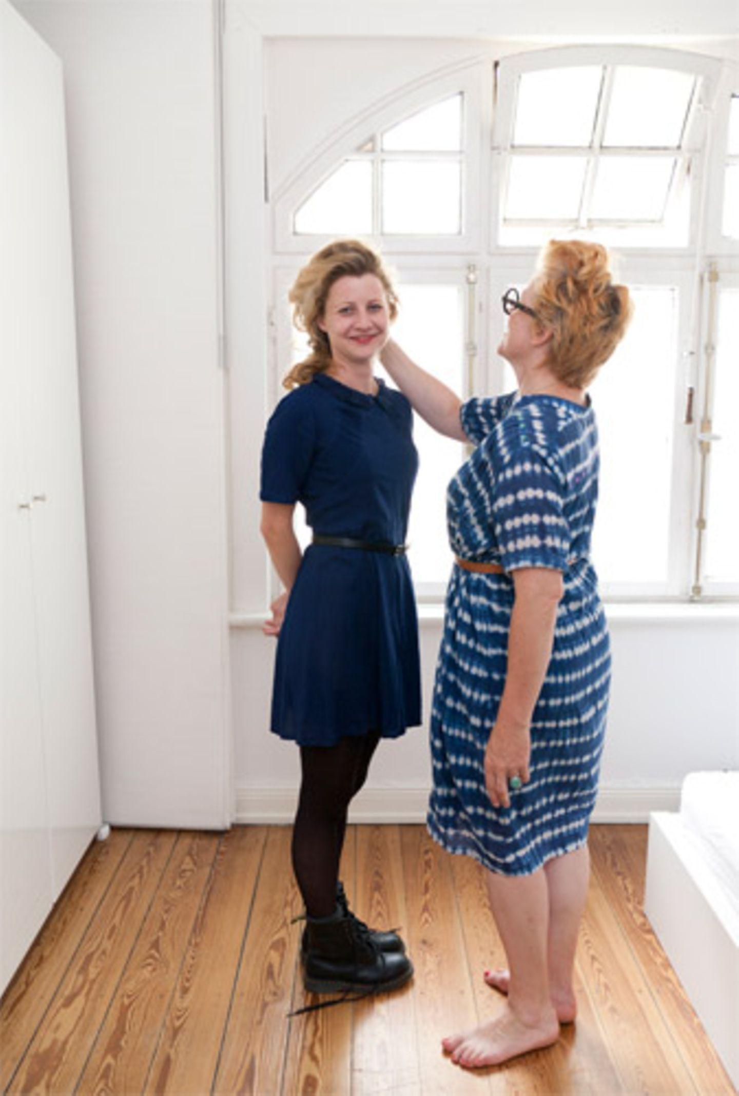 styling-tipps: kleiderschrank-check: alte klamotten neu