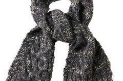 Hier können Sie das Wollpaket für den Zopf-Schal bestellen
