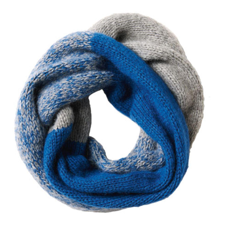 Einfacher Loop-Schal